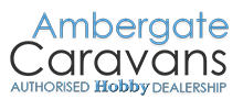 Hobby Caravans Authorised Dealer | Ambergate Caravan Centre Logo