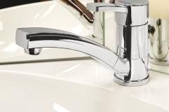 High-quality washbasin fittings