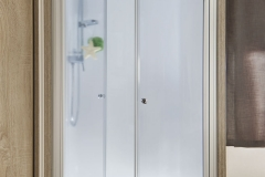 Separate shower cubicle