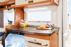 Compact Side Kitchen